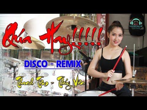 Xem #2 LK Bolero Remix 2018 l Nhạc Sống Bolero Trữ Tình Remix Hay Nhất l Giọng Ca Thanh Tâm – Thúy Vân