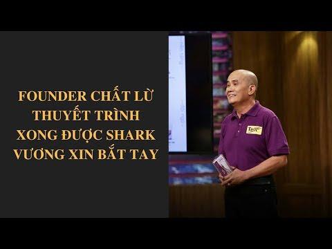 Xem Shark Tank Việt Nam tập 13 – Founder chất lừ thuyết trình xong được Shark Vương xin bắt tay – VTV24