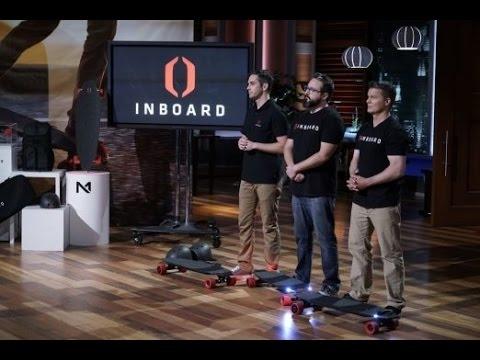 Xem Shark Tank – Transportation Revolution – InBoard Technology