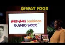 Xem Shark Tank || Homeless woman Pitches Brick Gumbo