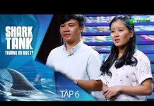 Xem Thành Công Gọi Vốn Nửa Triệu USD (~11 TỶ VND) | Shark Tank Việt Nam Tập 6 [Full ]