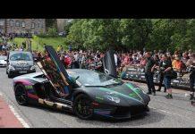 Xem Đại hội xe hơi lớn nhất thế giới, toàn siêu xe độ đẹp vl