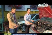 Xem Kỹ thuật sửa chữa hư hỏng thông thường trên xe Ô tô – Phần 1
