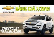 Xem Bảng giá xe ô tô Chevrolet mới nhất tháng 7 2018 tại VN | Tin Xe Hơi