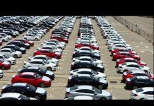 Xem Cận cảnh dàn xe hơi 2000 chiếc thuế 0% đầu tiên cập cảng TP.HCM