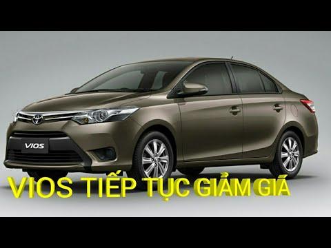 Xem Vua doanh số Toyota Vios lại giảm giá | tin xe hơi