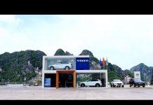 Xem Độc đáo Showroom trưng bày di động của Volvo tại Việt Nam |XEHAY.VN|