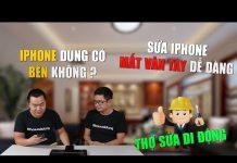 Xem Thợ sửa di động 9: đã sửa được iPhone mất vân tay rất dễ dàng thành iPhone ngon