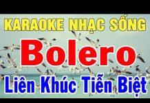 Xem Karaoke Nhạc Sống Bolero – Trữ Tình | Liên Khúc Rumba – Nhạc Vàng – Hòa Tấu | Trọng Hiếu