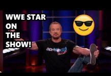 Xem Shark Tank WWE Star On Shark Tank And Sharks Are Amazed! Shark Tank Showcase