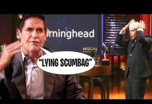 Xem Mark Cuban GOES OFF on Lying Entrepreneur (Shark Tank)
