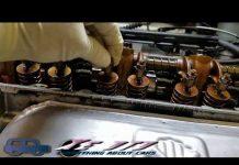 """Xem [ Xe oto] Cách chỉnh xu páp xả và hút loại """"cò mổ"""" Xe Honda,Accura..#110.."""