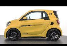 Xem Xe ôtô điện siêu nhỏ, siêu rẻ Brabus Ultimate E Concept mới Tin Xe Hơi