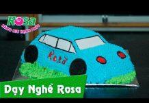 Xem Bánh kem sinh nhật mẫu xe hơi 3D cực ngầu