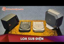 Xem Loa sub điện – Khởi điểm cho việc độ âm thanh xe hơi