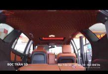 Xem Bọc Trần 5D – Bọc ghế – Lót Sàn 5D xe hơi – ô tô