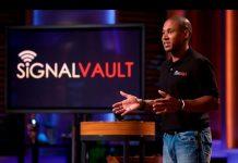 Xem SignalVault Shark Tank Pitch & Update – Ashton Kutcher Guest Shark