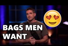 Xem Shark Tank Bags That Men Want