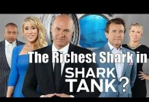 Xem Shark Tank – Net Worth Of These 10 Sharks 2017 – How Rich Are They?