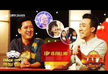 Xem Thách thức danh hài 3| tập 15 full hd (gala 1): Trấn Thành cười không ngớt trước cụ bà 73 tuổi