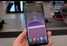 Xem Trên tay Samsung Galaxy S8: Di động đẹp nhất thế giới