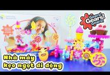 Xem Gears, Gears, Gears – Nhà máy kẹo ngọt di động, bánh răng -ToyStation 67