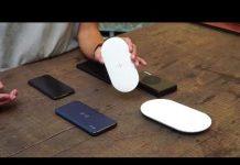 Xem Trên tay 3 cục pin di động có sạc không dây: chưa ngon