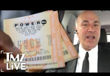Xem Powerball Warning From Kevin O'Leary of 'Shark Tank'   TMZ Live