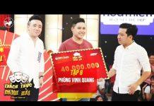 Xem Thách thức danh hài 3 | tập 8: nói nhanh không vấp, Vinh Quang ẵm trọn 40 triệu