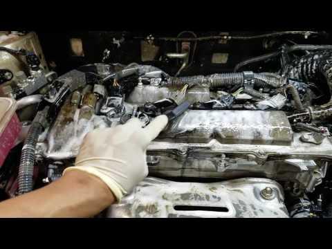 Xem [Xe oto] Cách rửa khoang động cơ,máy,khung gầm an toàn.#106.