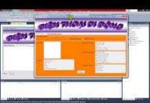 Xem [C#] – Hướng dẫn quản lý buôn bán điện thoại đi động   Học lập trình
