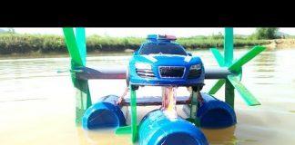 Xem How to make a boat car / Làm đồ chơi xe hơi biết bơi / Win – Bảo Nguyên