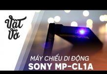 Xem Vật Vờ| Xem film tại gia như ở rạp với máy chiếu Sony MP-CL1A