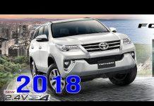 Xem Toyota Fortuner 2018 thế hệ mới chốt giá bán chính thức Tin Xe Hơi