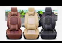 Xem Bộ áo da bọc ghế cho ô tô, xe hơi ✔