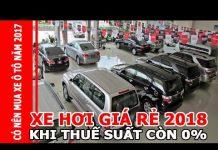 Xem Xe hơi giá rẻ và giấc mơ mua ô tô giá rẻ của người việt có nên đợi đến 2018 khi thuế nhập xe về 0%