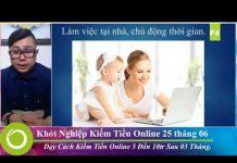 Xem KHOI NGHIEP THANG 7