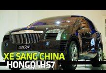 Xem Tham vọng mới SUV hạng sang Trung Quốc Hongqi HS7 | Tin Xe Hơi