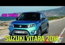 Xem Suzuki Vitara 2018 giá 415,77 triệu | Tin Xe Hơi