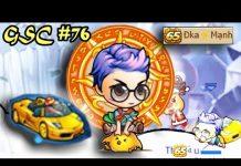 Xem [Gunny mobi] GSC #76 – Xe hơi dát vàng – Acc của tớ lên Gold nhé…!!