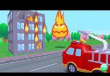 Xem Xe cứu hỏa Gocco, ô tô cứu hỏa Gocco, Firetrucks Gocco