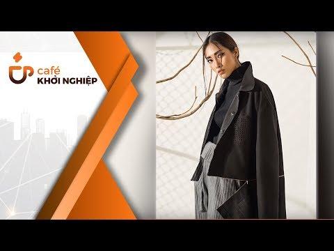 Xem Khởi Nghiệp Với Thời Trang Thiết kế – Founder Feros Hương Nguyễn | Cafe Khởi Nghiệp