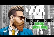 Xem 📚💰 Shark Tank Rejection to $20,000 in Sales per Day — with Beardbrand