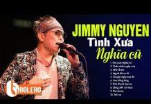 Xem Tuyển tập nhạc Jimmy Nguyễn hay nhất mọi thời đại – LK TÌNH XƯA NGHĨA CŨ Để Đời