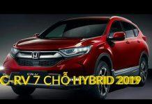 Xem Honda CRV 2019 7 chỗ HYBRID MỚI | Tin xe hơi