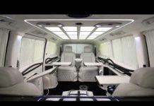 Xem Chiếc xe hơi có nội thất hiện đại nhất thế giới trị giá hơn trệu đô