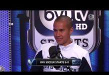 Xem Garrett Gee talks soccer, business and Shark Tank