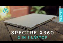 Xem Spectre X360: laptop 2 trong 1 siêu di động, siêu quyến rũ | ThinkView