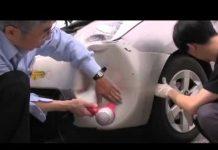 Xem Cách xử lý vỏ xe oto – khi xe bị bẹp, móp