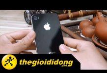 Xem Trên tay iPhone 4S | www.thegioididong.com